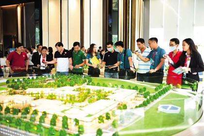 Thị trường địa ốc thêm đòn bẩy tăng trưởng