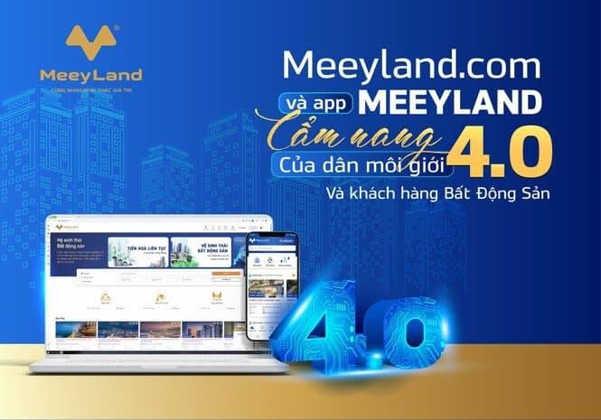 Meey Land khẳng định không phát hành tiền ảo