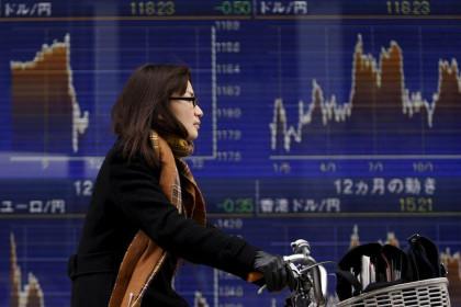 Chứng khoán châu Á mở cửa tăng điểm khi lợi suất và giá hàng hóa tăng
