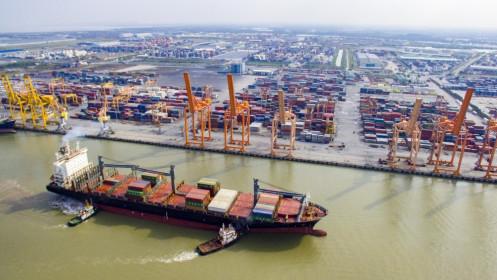 Xuất nhập khẩu hàng hóa cán mốc 74 tỷ USD