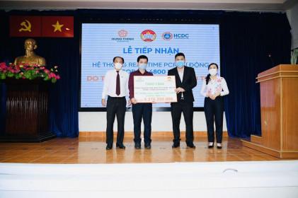 Hưng Thịnh đăng ký mua vắc xin phòng Covid-19 cho cán bộ công nhân viên
