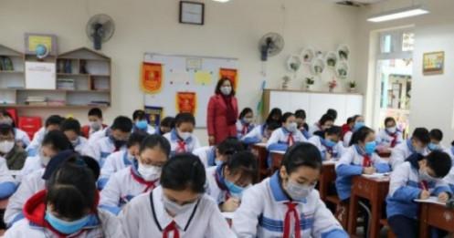 TP.HCM cho phép học sinh đi học lại từ ngày 1/3