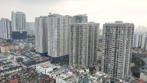 Rộ bán cắt lỗ căn hộ chung cư ở Hà Nội