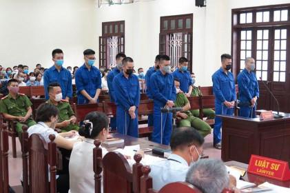 Xử phúc thẩm vụ công nhân trộm hơn 1.600 màn hình điện thoại của Công ty LG Việt Nam Hải Phòng