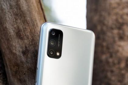 Smartphone Realme dùng chip Dimensity 800U 5G, RAM 8 GB, pin 5.000 mAh, sạc siêu tốc, giá hơn 6 triệu đồng