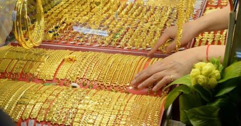 Sóng thần quét qua thị trường vàng