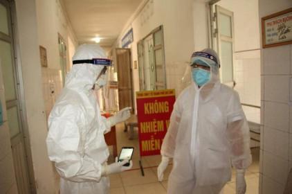 Phong tỏa khu phố có nữ bệnh nhân tái dương tính với SARS-CoV-2