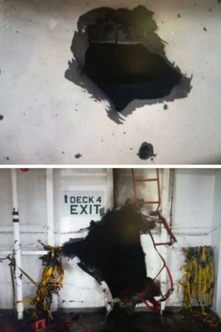 Tàu nổ tung trên vịnh Oman, Israel tố Iran đứng sau