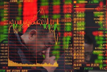 """Chứng khoán châu Á lao dốc sau khi Trung quốc cảnh báo """"bong bóng"""" thị trường tài chính toàn cầu"""