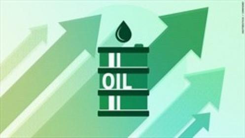 Dầu vọt hơn 2% khi dự trữ nhiên liệu tại Mỹ giảm