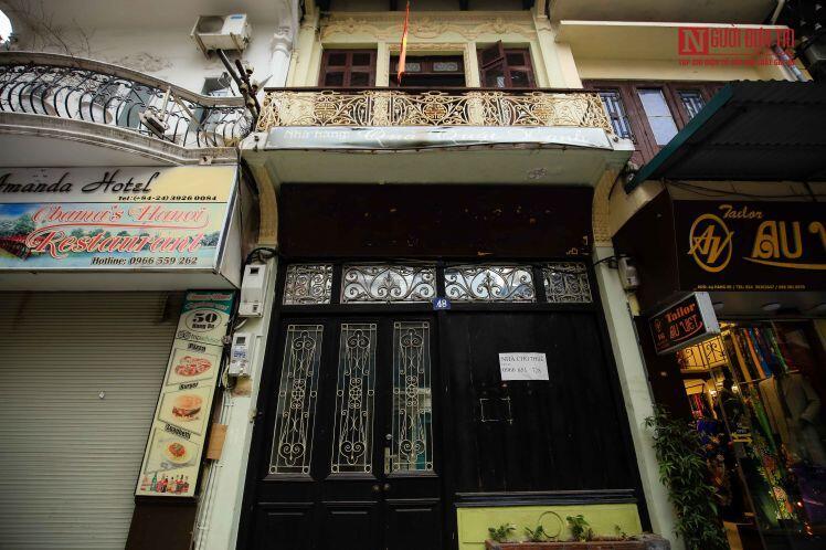 Hà Nội: Cận cảnh hàng loạt khách sạn đóng cửa, rao bán