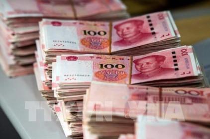Tăng nhà đầu tư nước ngoài nắm giữ trái phiếu Trung Quốc
