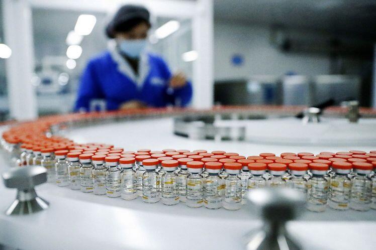 Vaccine Covid-19 Trung Quốc len lỏi khắp thế giới