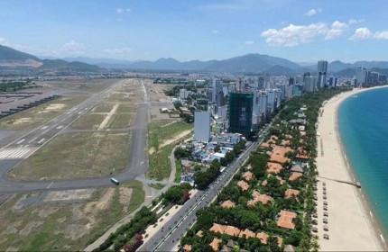 Khánh Hòa: Bán đấu giá đất sân bay Nha Trang cũ đang gặp vướng mắc