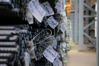 Sản lượng bán hàng thép Hòa Phát (HPG) đạt 439.000 tấn trong tháng 2