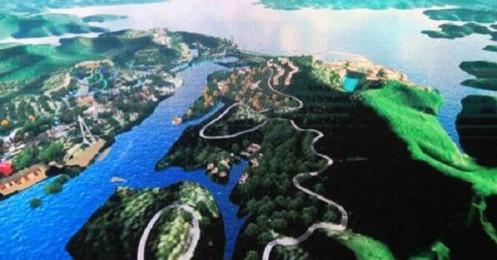 """""""Siêu dự án"""" gần 5.000 tỷ đồng của Sun Group ở Bến En được điều chỉnh tiến độ"""