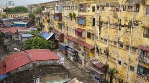 Hải Phòng dự chi 6.000 tỷ đồng xây mới và cải tạo chung cư cũ