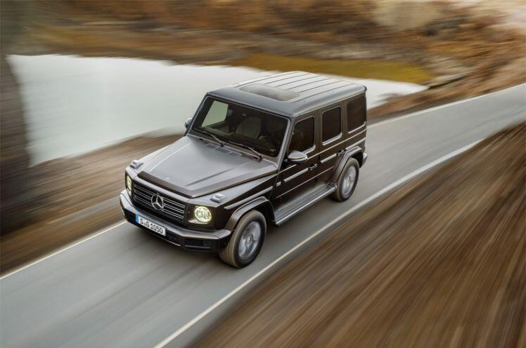 Đôi điều cần biết về SUV hạng sang Mercedes-Benz G400d, giá 3,1 tỷ đồng