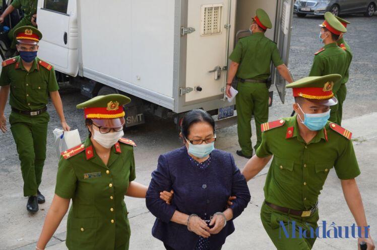 Xử nữ đại gia Rolls-Royce và ông Nguyễn Thành Tài: Vì sao bác đề nghị triệu tập cựu Phó Chủ tịch Nguyễn Hữu Tín?