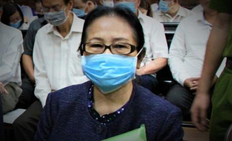 Nữ đại gia Dương Thị Bạch Diệp: 'Không có việc tài sản 57 Cao Thắng bị thế chấp tại ngân hàng Agribank'