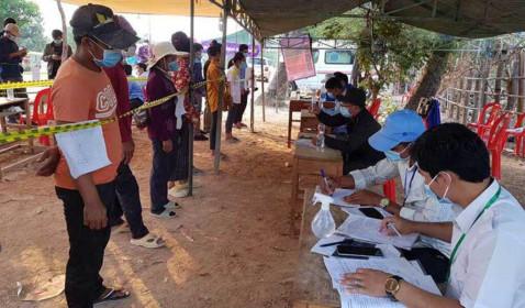 Campuchia báo động số ca mắc Covid-19 kỷ lục, nhiều ca tại tỉnh giáp Việt Nam