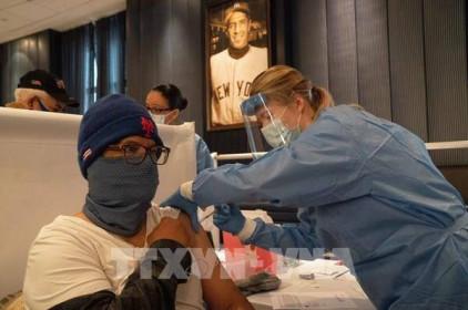 Thêm hàng triệu người Mỹ được tiêm vaccine COVID-19