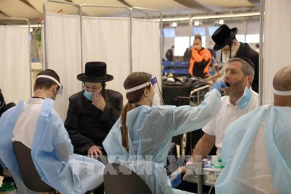 Israel chi hơn 1,5 tỷ USD để mua vaccine COVID-19
