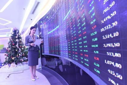 Diễn biến thị trường chứng khoán đang thử thách tiền nội