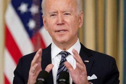 Tổng thống Biden phá vỡ 'sự im lặng' sau 55 ngày