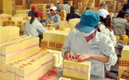 Một doanh nghiệp kinh doanh vàng mã trả cổ tức tiền mặt tỷ lệ 40%