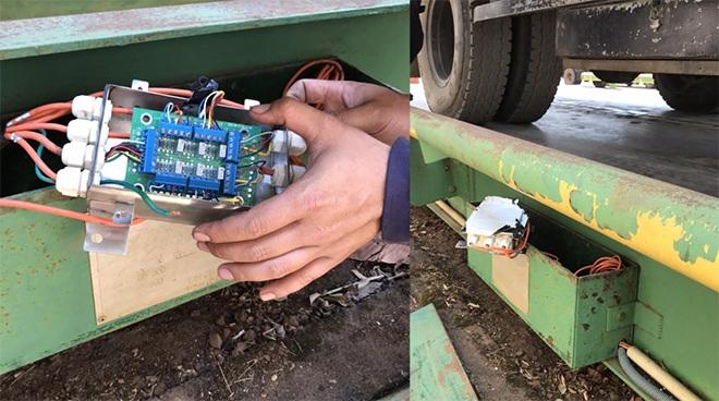 Nhóm đối tượng sử dụng chíp điện tử để lừa đảo sa lưới pháp luật