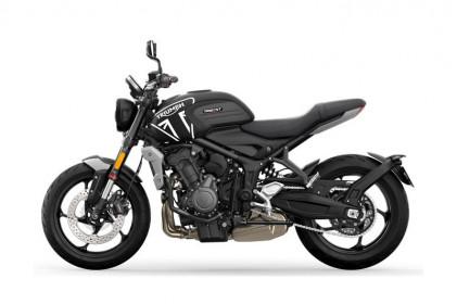 Cận cảnh Triumph Trident 660 2021: Giá gần 250 triệu đồng, so kè với Honda CB650R