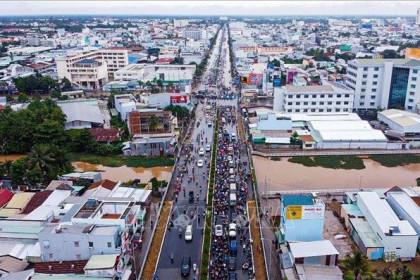 """Bất động sản Đồng bằng sông Cửu Long vào """"tầm ngắm"""" của nhà đầu tư"""