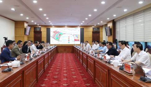 FLC đề xuất đầu tư 7 dự án tại Thái Nguyên