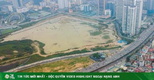 Toàn cảnh dự án Cung Thiếu nhi 1.300 tỷ đồng ở Hà Nội