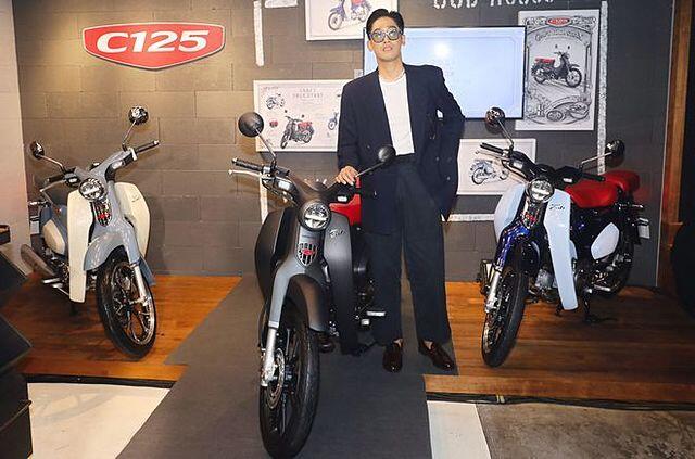 Honda Monkey, Cub 125 thế hệ mới gia nhập Đông Nam Á, rục rịch về Việt Nam