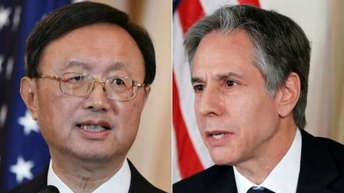 """Chuyên gia: Đối thoại Mỹ-Trung tại Alaska là """"hiệp đầu tiên của trận khẩu chiến"""""""