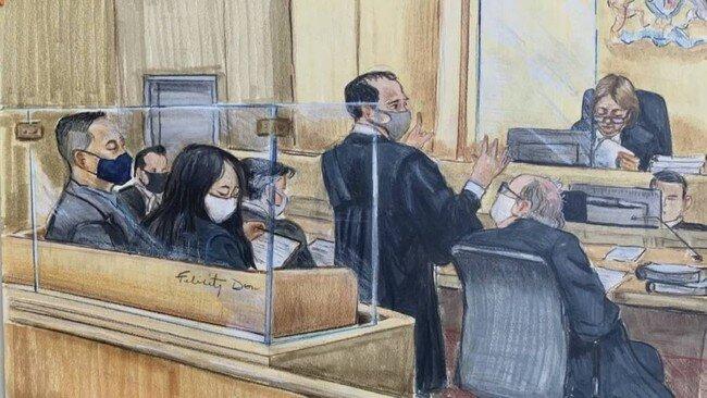 """Luật sư đặt nghi vấn vì cảnh sát bắt bà Mạnh Vãn Chu xuất ngoại, """"sống ẩn dật"""""""
