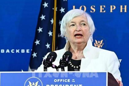 Bộ trưởng Tài chính Mỹ phát tín hiệu sẵn sàng nâng thuế doanh nghiệp