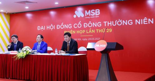 CEO Nguyễn Hoàng Linh: 'Không có trường hợp MSB sáp nhập PGBank'