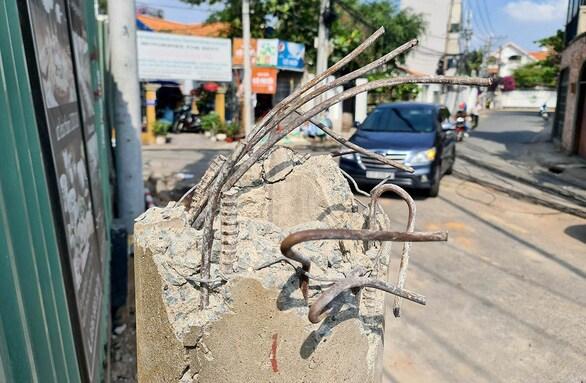 EVN kiến nghị sửa quy chuẩn cột điện