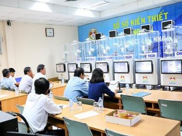 Xổ số kiến thiết TP HCM lãi nghìn tỷ