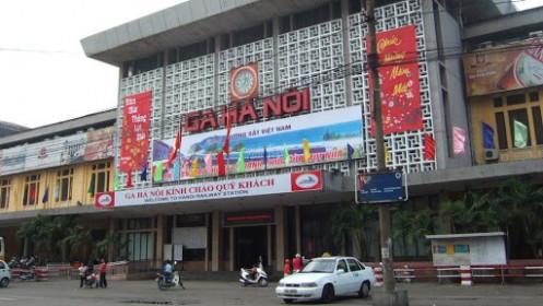 Tổng công ty Đường sắt Việt Nam muốn xây khu vui chơi, siêu thị... tại các nhà ga