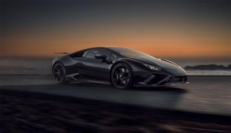 Novitec ra mắt gói nâng cấp dành cho siêu xe Lamborghini Huracan EVO RWD
