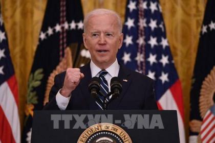 Tổng thống Biden: Sẽ có hành động mới chống bạo lực với người Mỹ gốc Á