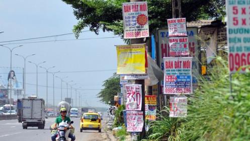 Bộ Xây dựng yêu cầu địa phương kiểm soát giá đất, không để bong bóng