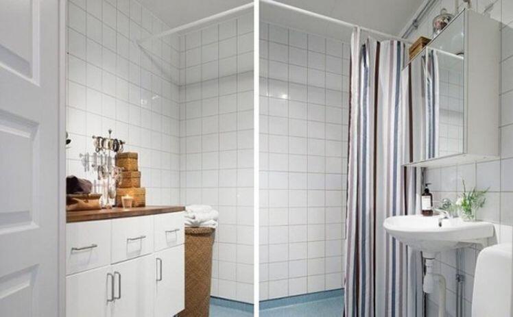 Hai mẫu thiết kế chung cư mini 30m2 đẹp không tì vết