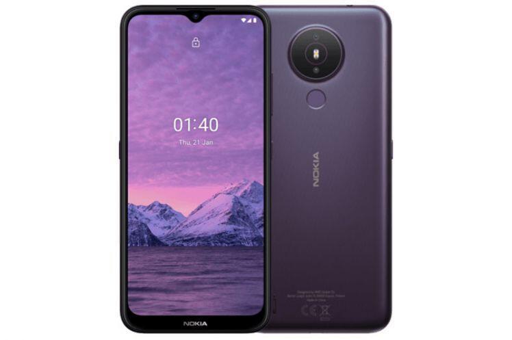 Cận cảnh Nokia 1.4: Pin 4.000 mAh, camera kép, giá gần 3 triệu đồng