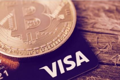 Visa dẫn đầu trong thanh toán bằng tiền điện tử