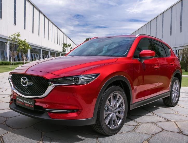 Bảng giá xe ô tô Mazda tháng 4/2021, ưu đãi cao nhất đến 120 triệu đồng